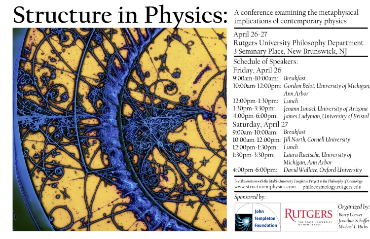 structure in physics poster